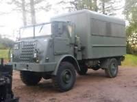Daf ex military truck 4x4 camper