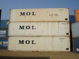 40ft Used HC Reefer Containers