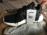 Adidas NMD R2 Core Black Brand New Size 8 UK