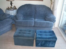 Good Quality Sofas and stools for Sale