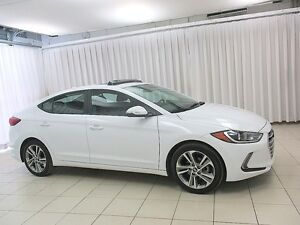 2017 Hyundai Elantra GLS SEDAN w/ SUNROOF, ALLOYS, BLUETOOTH AND