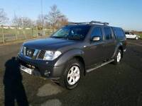 Nissan Navara Outlaw 2.5 diesel manual in great condition