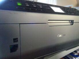 Canon PIXMA MX860 Color Photo Printer/Scan/Fax plus FREE extra cartridges