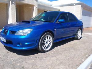 2006 Subaru WRX Sedan Bunbury Bunbury Area Preview