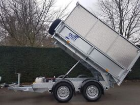 IFOR WILLIAMS TRAILER TIPPER PLANT PLANT MACHINE BUILDER TIPPING LANDSCAPE TT2515 FORMERLY THE TT85