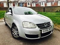 2007 Volkswagen Jetta 2.0 TDI , LOW MILES, Full Service History, Excellent Condition (Golf/passat)