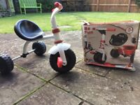 Child's trike - fully functional & with box