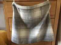 Marks & Spencer wool skirt
