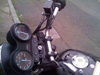 125 Yamaha ybr 2009 11807 miles