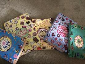 Chocolate box girls book set!