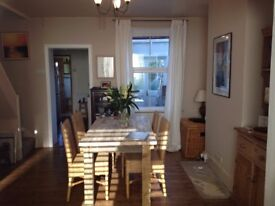 Double room to rent in a lovely Brighton terrace house