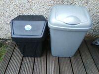 free kitchen bins