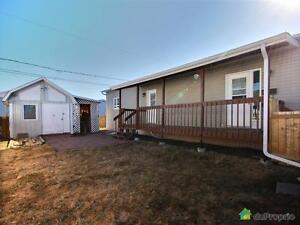 119 500$ - Maison mobile à vendre à St-Honore-De-Chicoutimi Saguenay Saguenay-Lac-Saint-Jean image 5