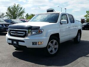 2010 Honda Ridgeline EX-L-CREW CAB-HEATED LEATHER--SUNROOF