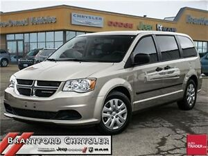 2016 Dodge Grand Caravan SE ~ one Owner ~ Remote Start ~ Bluetoo