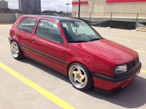 1998 GTI VR6 Drivers Edition