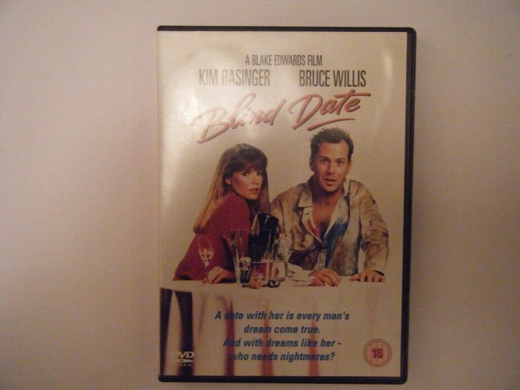 Blind Date . Dvd, Used in very good condition.