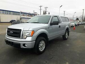 2013 Ford F-150 XLT ''WE FINANCE EVERYONE'' Edmonton Edmonton Area image 4
