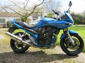 650F Bandit 2005, low mileage, amazing condition, lots of new parts - exhaust, seat, and more!