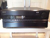 Onkyo tx sr875 av receiver