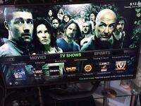 Amazon Fire tv fully loaded