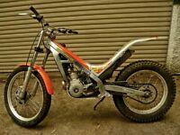 Sherko 200cc trials bike