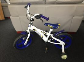 Boys Bike 14 inch wheels