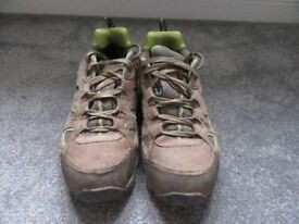 Ladies Karrimor walking shoes size 6.5