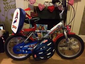 Boys Apollo Bike