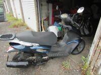 Benelli Velvet Touring 125cc
