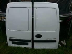Vauxhall combo CDTI Back doors