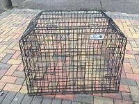 Large twin dog crate