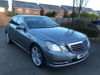 2011 MERCEDES E220 CDI SPORT SEVICE HISTORY HPI CLEAR £7595 PX