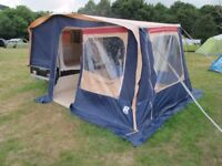 RACLET MOOVEA 2016 trailer tent