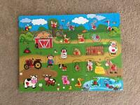 Childrens kids toddler puzzle