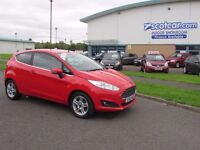 FORD FIESTA 1.2 ZETEC FINANCE AVAILABLE