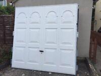 Garage Door- used.