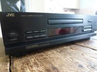 JVC CD PLAYER SEPARATE hi fi