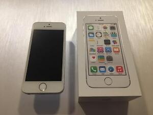 Bell or Virgin iPhone 5S 16GB Silver - READY TO GO - Guaranteed Activation + No Blacklist