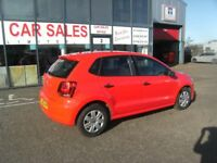 2012 12 VOLKSWAGEN POLO 1.2 S 5D 60 BHP **** GUARANTEED FINANCE **** PART EX WELCOME