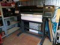 HP 1055cm Large Format Printer
