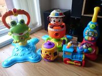 Budle of pre-school toys