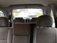 7 seater Vauxhall Zafira 2003 - for quick sell - very good condition