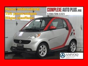 2015 Smart fortwo Passion *Toit panoramique,Mags,Fogs