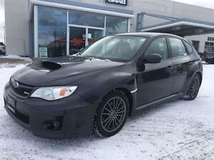 2013 Subaru WRX ONE OWNER ACCIDENT FREE NAV/HTD LEATHER SUNROOF Kitchener / Waterloo Kitchener Area image 2