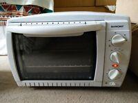 Silvercrest -Electrical Oven mini - 1380W