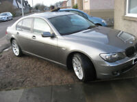 BMW 730 Diesel facelift 55 plate. May P/X or SWAP Audi, Volvo or Mercedes may consider others