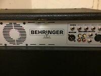 Behringer keyboard amp