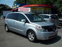 2006 Nissan Quest dvd Special Edition