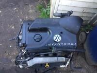 Vw golf gti turbo,Audi a3 turbo engine,£180